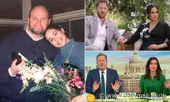 Meghan Markle Oprah interview: Duchess' father Thomas Markle is set to appear on GMB tomorrow