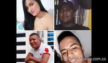 Hallan sin vida a cuatro jóvenes reportados como desaparecidos en El Patía, Cauca - wradio.com.co