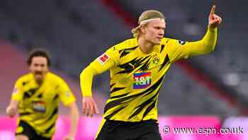 Who will win the race to sign Haaland?