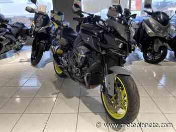 Yamaha MT-10 2016 à 10500€ sur COIGNIERES - Occasion - Motoplanete