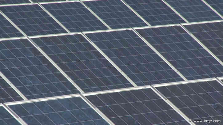 Las Cruces applications for renewable energy utility leases approved
