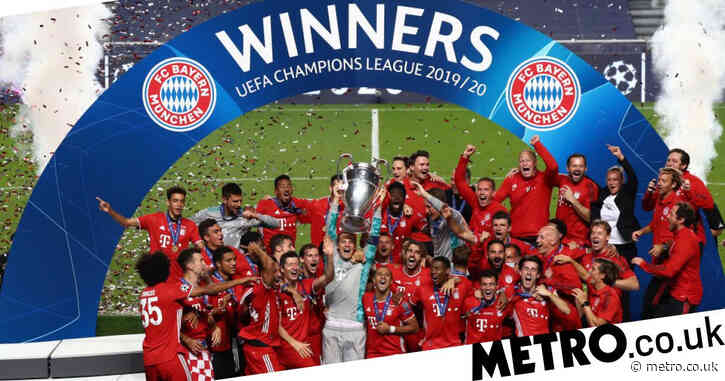 Plans revealed for new Champions League format and when it will start