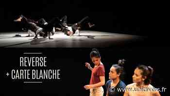 Reverse + Carte Blanche Théâtre Paul Eluard jeudi 8 avril 2021 - Unidivers