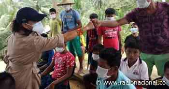 Consejera para DD.HH. verificó en campo situación de indígenas del Alto Baudó, Chocó - Radio Nacional de Colombia