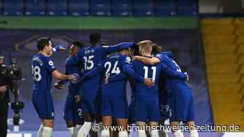 Premier League: Tuchel-Serie geht weiter: Chelsea siegt auch gegen Everton