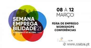 Ana Mendes Godinho abre 7 Semana da Empregabilidade do Politecnico de Setubal - Ministra realc - Rostos On-line - Rostos