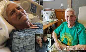 Ohio man, 91, nearly dies after he was given TWO COVID-19 vaccine doses in one day
