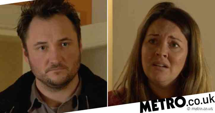 EastEnders spoilers: Stacey Slater's horror as Martin Fowler shops her to the police in huge betrayal