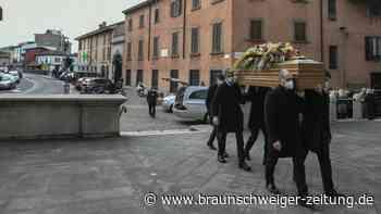 Italien überschreitet Schwelle von 100.000 Corona-Toten