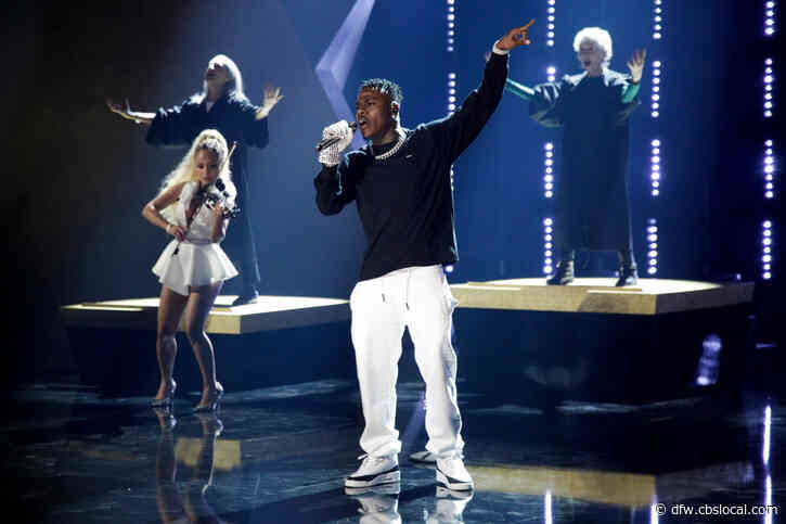 FULL LIST: Taylor Swift, DaBaby, BTS And Bad Bunny ...