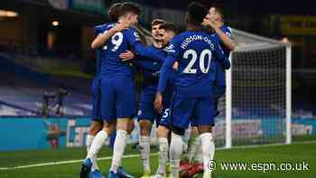 Chelsea beat Everton to bolster top-four spot