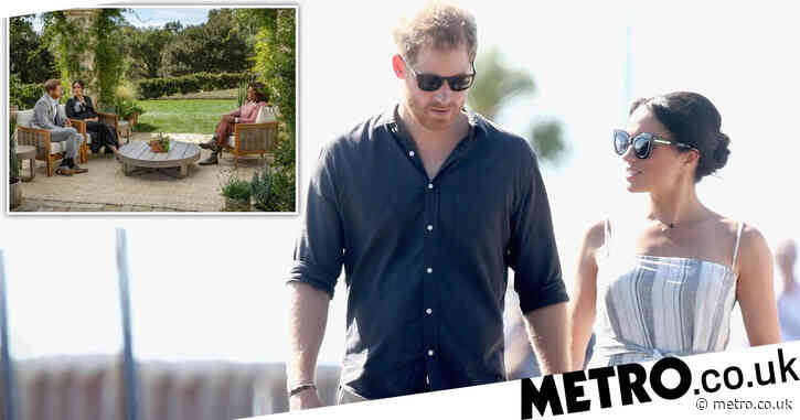 How much did Harry and Meghan get paid for the Oprah interview?