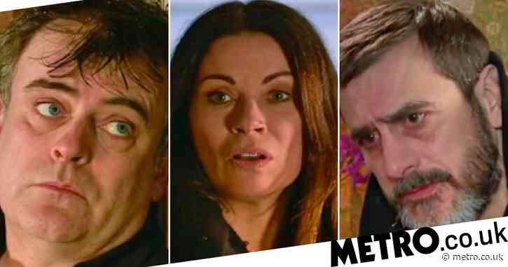 Coronation Street spoilers: Steve McDonald leaves Peter Barlow to die in misunderstanding and Carla Connor is crushed