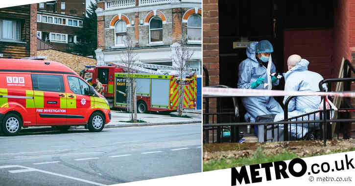 London house fire that killed boy, 5, 'was started deliberately'