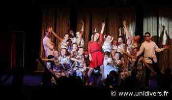 Camp comédie musicale juillet École la Maison Française,Cuise la Motte mardi 6 juillet 2021 - Unidivers
