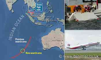 MH370 search 'should be resumed after new evidence pointing to Indian Ocean'