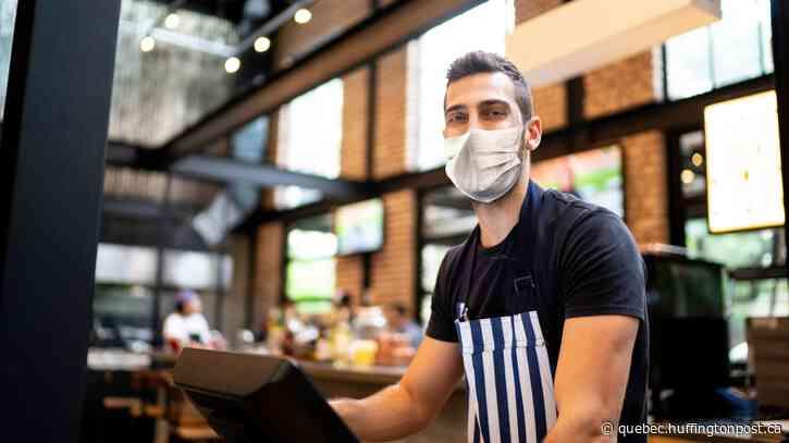 Masque et fermeture des restos liés à une baisse de cas de COVID-19?