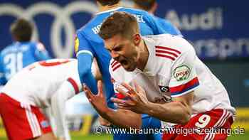 2. Liga: Terrode rettet HSVeinen Punkt gegen Kiel