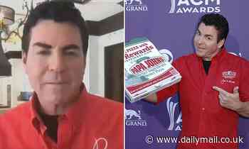 Papa John's Founder says he's been 'working for 20 months' to remove the N-word from his vocabulary