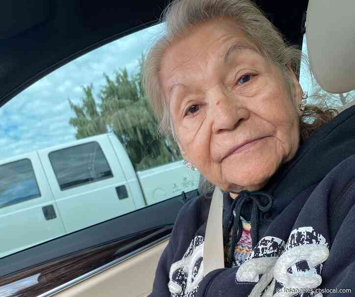 Authorities Searching For Silvia Ochoa De Hernandez, 78, Who Went Missing In South Gate