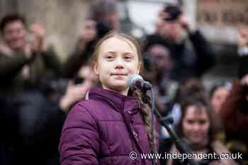 Greta Thunberg says Biden isn't doing 'nearly enough' on climate change