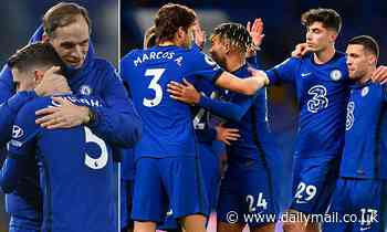 Chelsea boss Thomas Tuchel hopes momentum from unbeaten run can help secure Champions League
