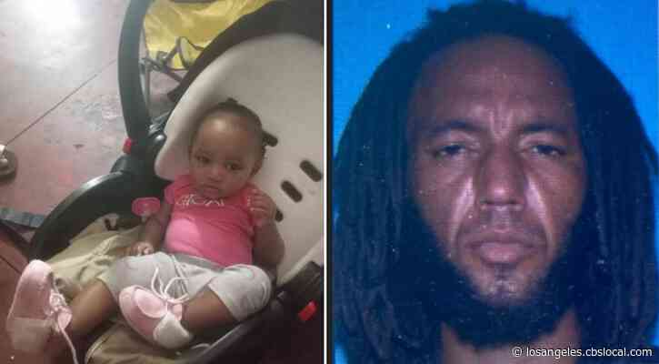 LAPD Searching For Delaneo Adams Who Is Suspected Of Taking 11-Month-Old Baby Girl