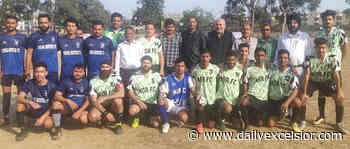 Police XI, Young Rovers FC script wins in Football C'ship - Daily Excelsior