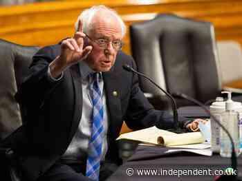 Bernie Sanders slams 'extremist' effort to recall Gavin Newsom