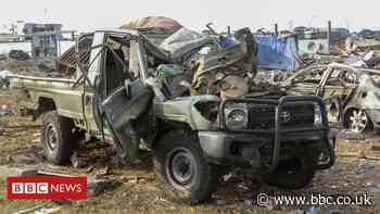 Bata explosion: Equatorial Guinea death toll rises to 98