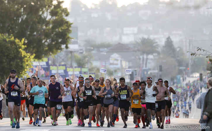 Los Angeles Marathon Announces New Date, Finish Line For 2021 Race