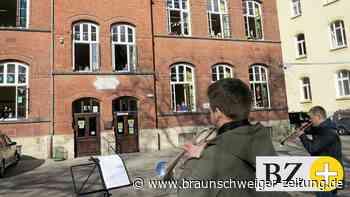 Braunschweiger Orchester-Profis spielen für Schüler