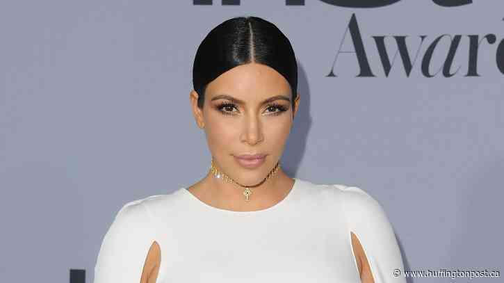 Kim Kardashian Opens Up About Tabloid Body-Shaming During 1st Pregnancy