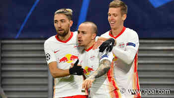 'The pressure is on Liverpool' - RB Leipzig's Angelino embracing underdog status ahead of second leg clash