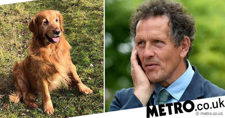 Gardeners' World's Monty Don compares death of beloved dog Nigel to Princess Diana