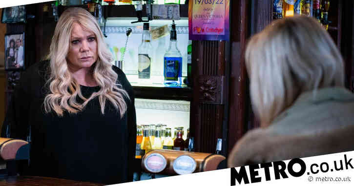 EastEnders spoilers: Sharon Watts and Kathy Beale are stunned by a sudden death