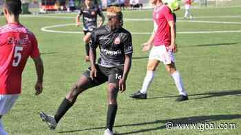 Olawale scores first senior goal for Hapoel Ra'anana versus Hapoel Iksal