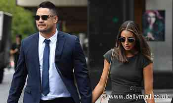 Jarryd Hayne retrial: Footy star only stopped alleged sexual assault when blood flowed, jury hears