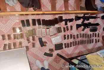 Era una mujer de armas tomar en Sabanitas, tenía mil 627 balas en su poder - Día a día
