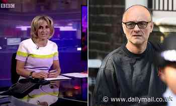 Ofcom advises BBC after complaints over Emily Maitlis' Newsnight monologue on Dominic Cummings