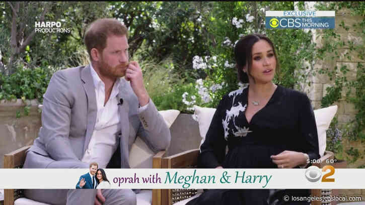 Meghan Markle Speaks About Her Family In Newly Released Clips From Interview With Oprah Winfrey