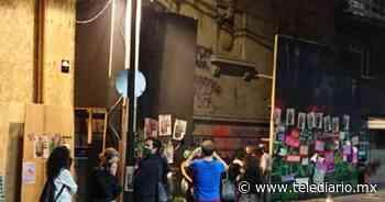 Andrés Roemer, pesé a muros, colectivos feministas derribaron protección de la casa - Telediario CDMX