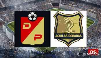 Deportivo Pereira 2-2 Rionegro Águilas: resultado, resumen y goles - AS Usa
