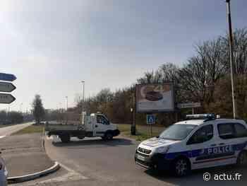 A Emerainville, incendie dans l'entreprise occupée par des Roms - La Marne