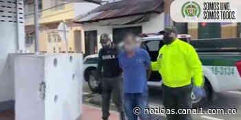 Cae 'Juanito', uno de los autores materiales de la masacre en Guaduas - Canal 1