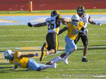 Photos: Southern falls to Arkansas-Pine Bluff in Jags' only schedule spring home football game - The Advocate