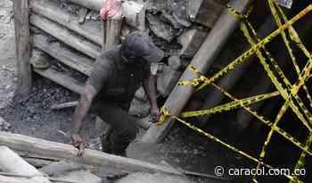 Un hombre se encuentra atrapado en una mina de Socotá, Boyacá - Caracol Radio