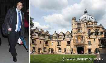 Unemployed Oxford graduate, 41, SUES his parents to get a maintenance grant for life