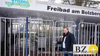 Gadenstedter Freibad – SPD-Kandidat hofft auf Öffnung