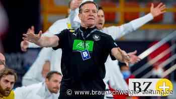 Handball: Nun muss Handball-Bundestrainer Alfred Gislason liefern